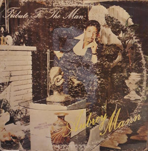 Aubrey Mann - Tribute To The Mann (LP, Album, Used)Used Records