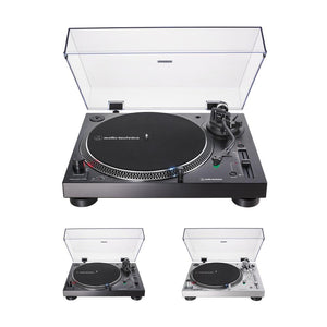 Audio Technica AT-LP120XUSB Direct-Drive Turntable (Analog & USB)Turntable