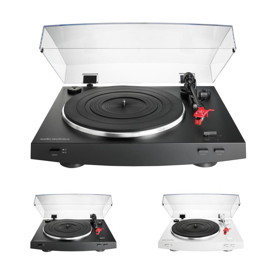 Audio Technica AT-LP3 Fully Automatic Belt-Drive Stereo TurntableTurntable