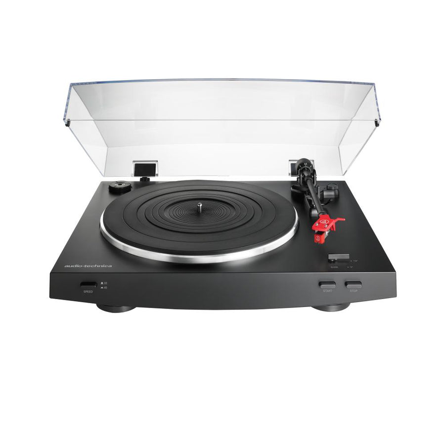Audio Technica AT-LP3 Fully Automatic Belt-Drive Stereo TurntableTurntableBlack