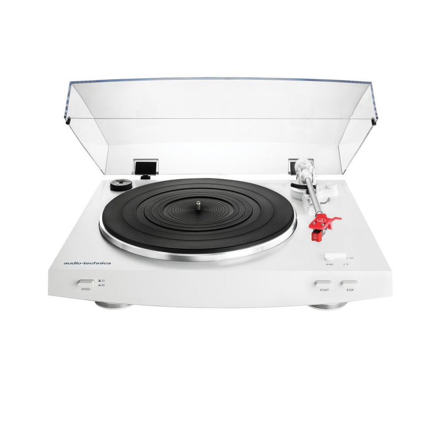 Audio Technica AT-LP3 Fully Automatic Belt-Drive Stereo TurntableTurntableWhite