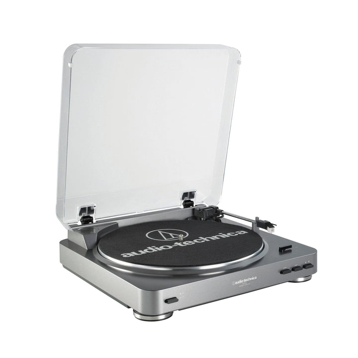 Audio Technica AT-LP60 Fully Automatic Belt Drive TurntableTurntable