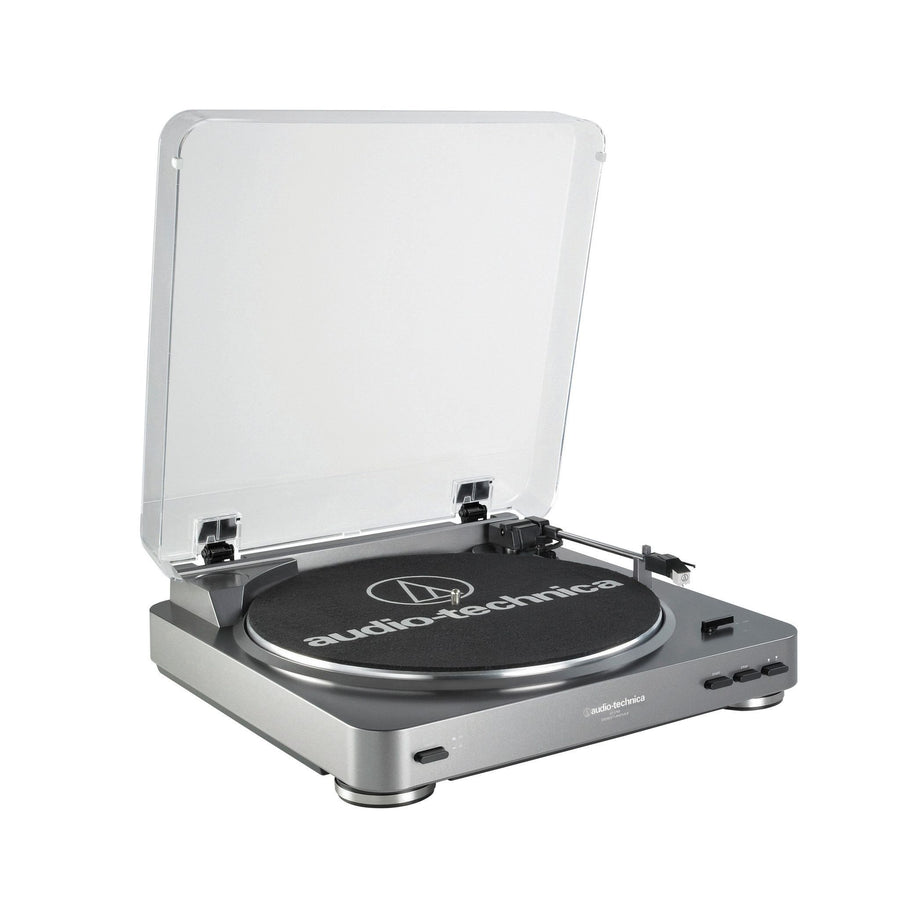 Audio Technica AT-LP60 Fully Automatic Belt Drive Turntable Turntable Audio Technica