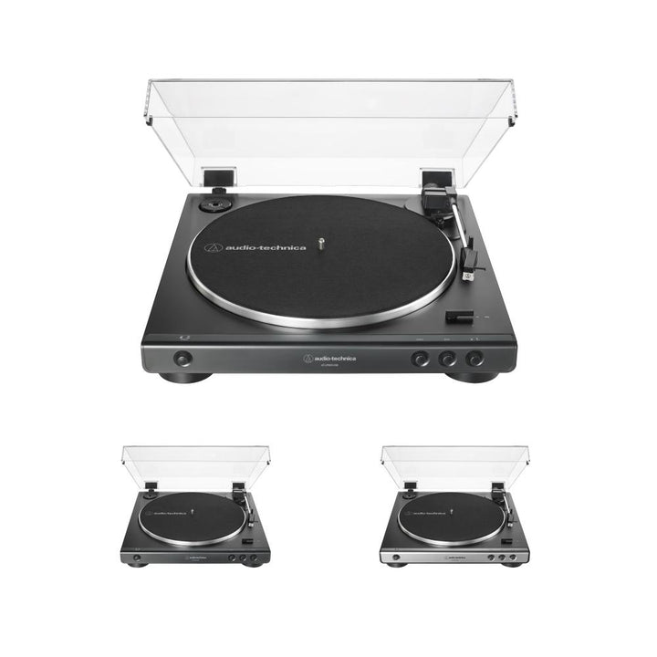 Audio Technica AT-LP60XUSB Fully Automatic Belt-Drive Turntable (USB & Analog)Turntable