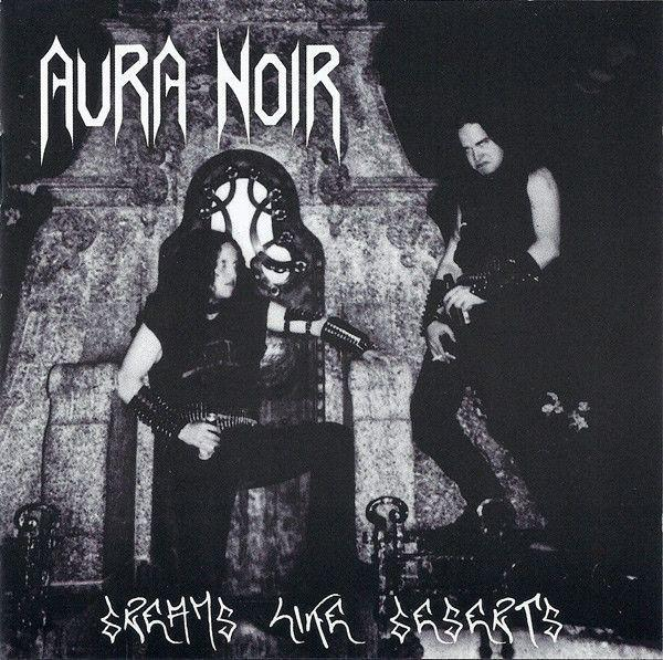 Aura Noir - Dreams Like Deserts Vinyl Funky Moose Records