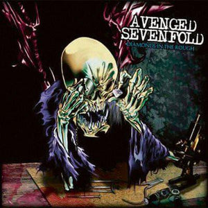 Avenged Sevenfold - Diamonds In The Rough (2LP, Clear vinyl)Vinyl