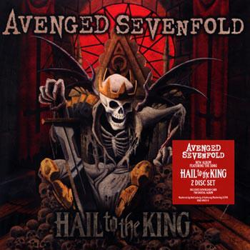 Avenged Sevenfold - Hail To The King (2LP)Vinyl