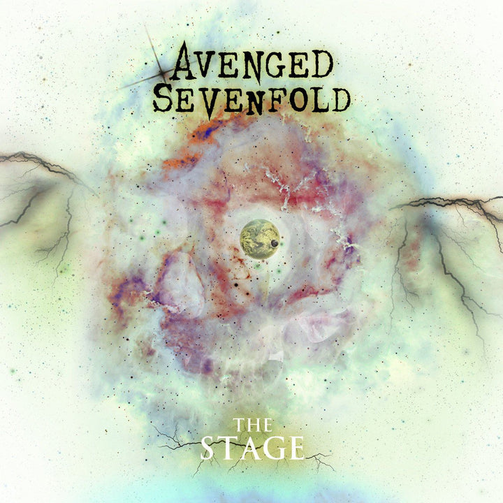 Avenged Sevenfold - The Stage (4LP, Deluxe Edition)Vinyl