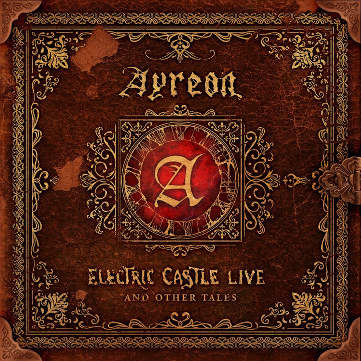 Ayreon - Electric Castle Live And Other Tales (3LP)Vinyl