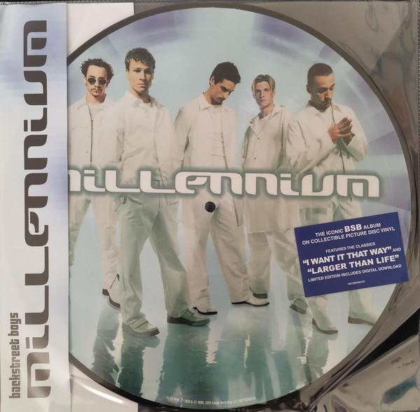 Backstreet Boys - Millennium (Limited Edition, Picture Disc, Reissue)Vinyl