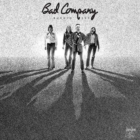 Bad Company - Burnin' Sky (2LP, Deluxe Edition, Reissue, Remastered)Vinyl