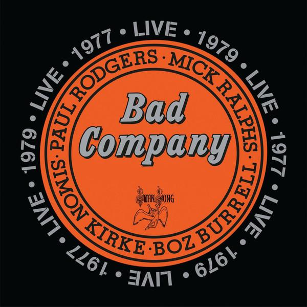Bad Company - Live 1977 & 1979 (2LP)Vinyl
