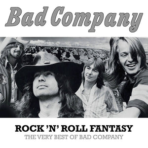 Bad Company - Rock 'n' Roll Fantasy The Very Best Of Bad Company (2LP)Vinyl