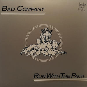 Bad Company - Run With The Pack (2LP, Deluxe Edition, Reissue, Remastered)Vinyl