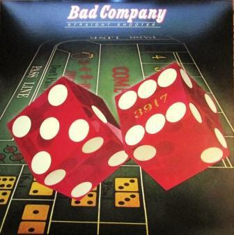 Bad Company - Straight Shooter (Reissue, Remastered)Vinyl