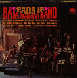 Baja Marimba Band - Heads Up! (LP, Album, Used)Used Records