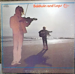 Baldwin And Leps - Baldwin And Leps (LP, Album, Promo, Used)Used Records