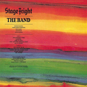 Band, The - Stage Fright (Reissue)Vinyl