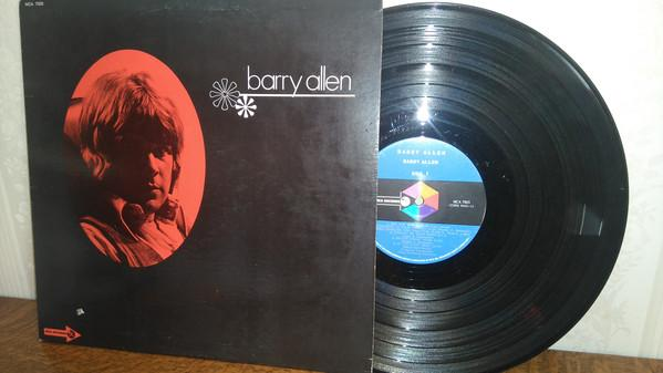 Barry Allen - Barry Allen (LP, Album, Used)Used Records