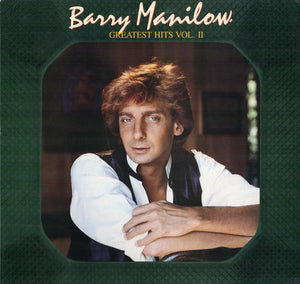 Barry Manilow - Greatest Hits Vol. II (LP, Comp, Ind, Used)Used Records