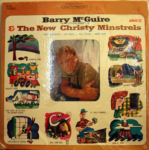 Barry McGuire - Barry McGuire And Featuring Members Of The New Christy Minstrels (LP, Album, Used)Used Records