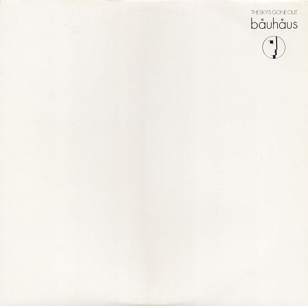 Bauhaus - The Sky's Gone Out (LP, Album, Used)Used Records