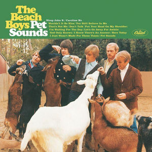 Beach Boys, The - Pet Sounds (180 gram, Mono, Repress)Vinyl