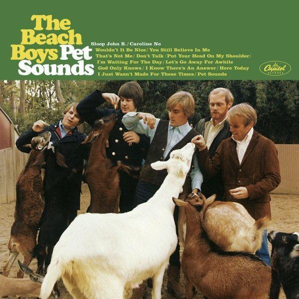 Beach Boys, The - Pet Sounds (Mono, Reissue, 180 gram)Vinyl