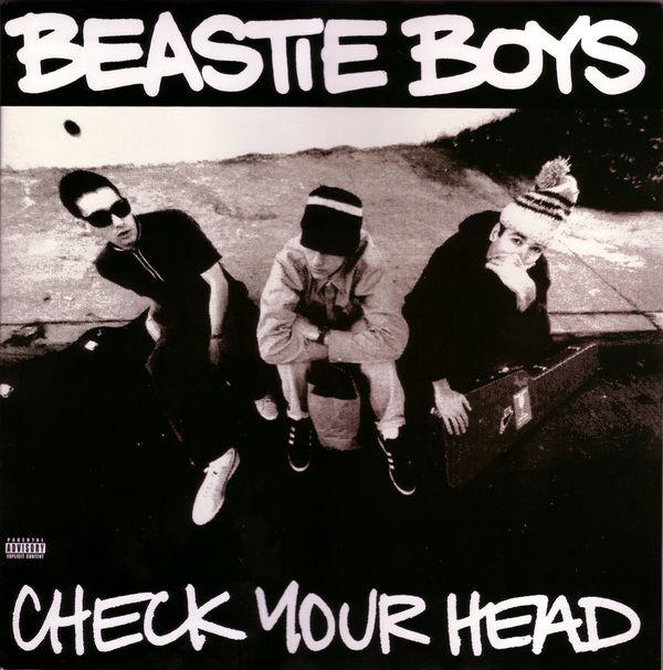 Beastie Boys - Check Your Head (2LP, Reissue, Remastered)Vinyl