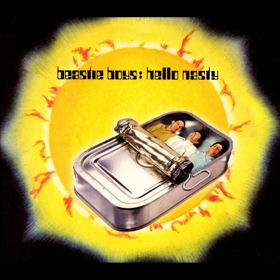 Beastie Boys - Hello Nasty (2LP, Reissue, Remastered)Vinyl