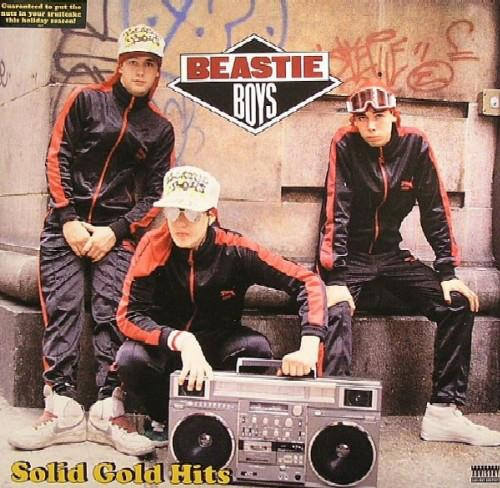 Beastie Boys - Solid Gold Hits (2LP)Vinyl