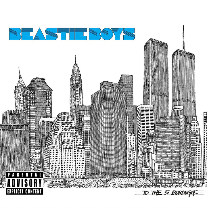 Beastie Boys - To The 5 Boroughs (2LP, Reissue)Vinyl