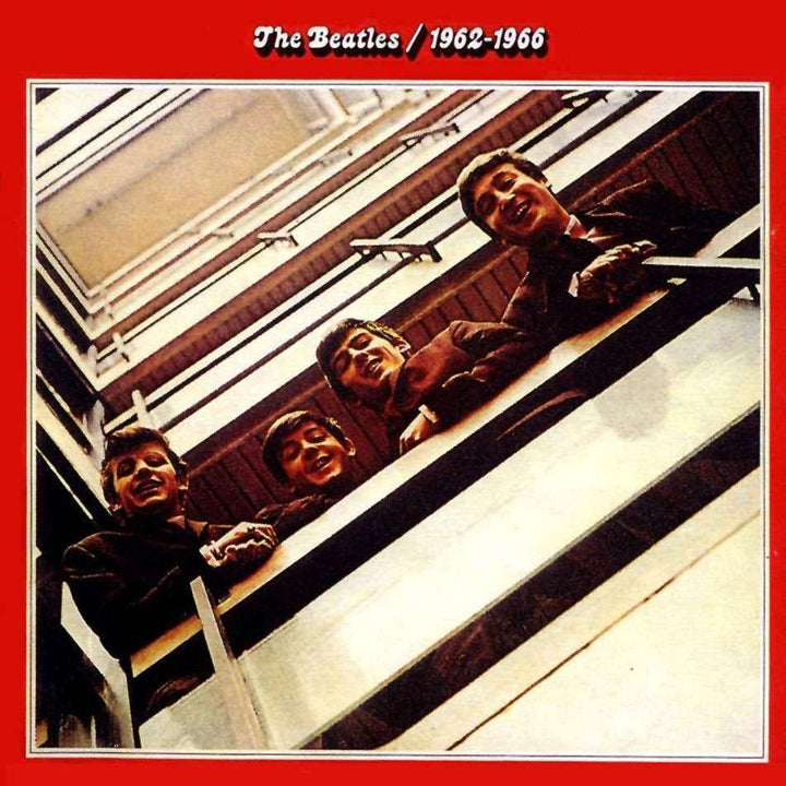 Beatles, The - 1962-1966, Red Album (2LP, Reissue)Vinyl