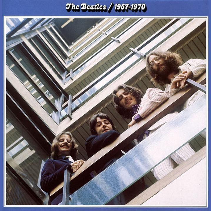 Beatles, The - 1967-1970, Blue Album (2LP, Reissue)Vinyl