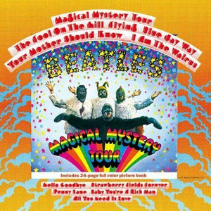 Beatles, The - Magical Mystery Tour (180 gram, Remaster)Vinyl