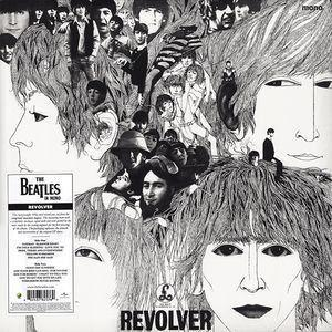 Beatles, The - Revolver (180 gram, Remaster, Stereo)Vinyl