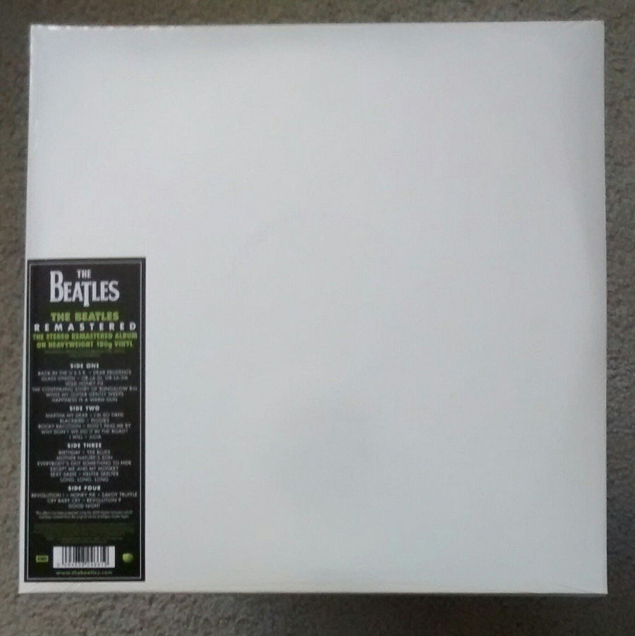 Beatles, The - The Beatles, The White Album (2LP, 180 gram, Remaster, Stereo)Vinyl