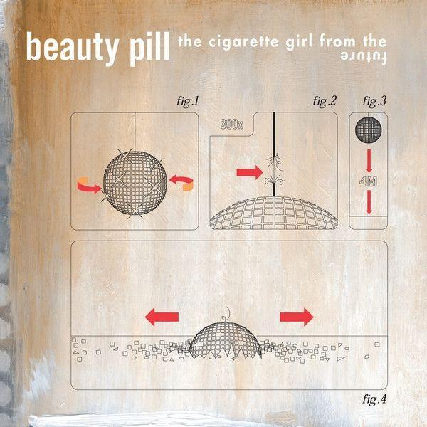 Beauty Pill - The Cigarette Girl From The FutureVinyl