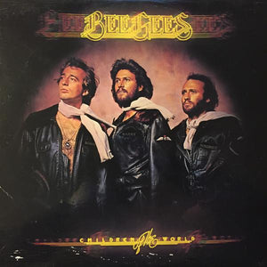 Bee Gees - Children Of The World (LP, Album, Used)Used Records