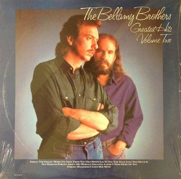 Bellamy Brothers - Greatest Hits Volume Two (LP, Comp, Used)Used Records