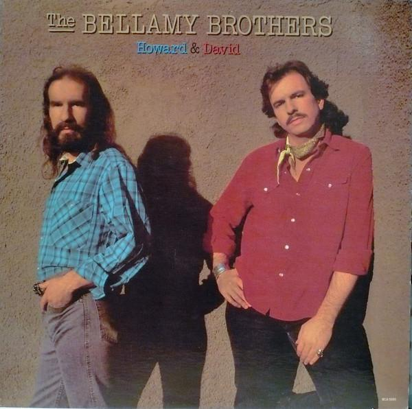 Bellamy Brothers - Howard & David (LP, Used)Used Records