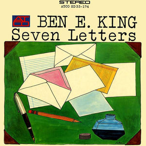 Ben E. King - Seven Letters (LP, Album, Used)Used Records