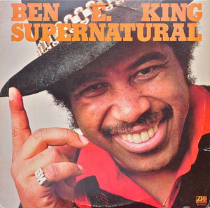 Ben E. King - Supernatural (LP, Album, Pre, Used)Used Records