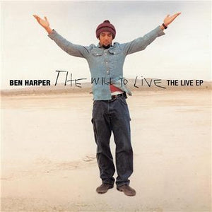 Ben Harper - The Will To Live: The Live EP (EP, Limited Edition)Vinyl