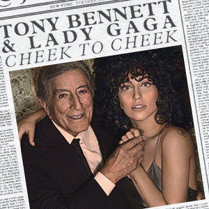 Bennett, Tony & Lady Gaga - Cheek To Cheek (180 gram)Vinyl