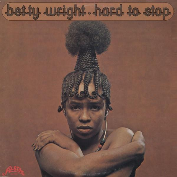 Betty Wright - Hard To Stop (LP, Album, PR , Used)Used Records