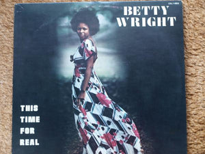Betty Wright - This Time For Real (LP, Album, Used)Used Records