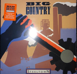 Big Country - Steeltown (2LP, Deluxe Edition)Vinyl