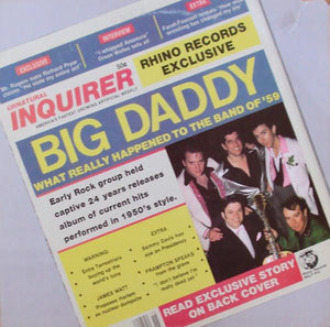 Big Daddy - Big Daddy. What Really Happened To The Band Of '59 (LP, Album, Used)Used Records