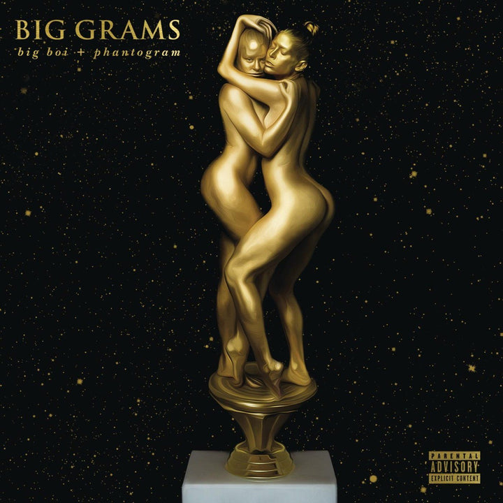 Big Grams - Big Grams (EP)Vinyl
